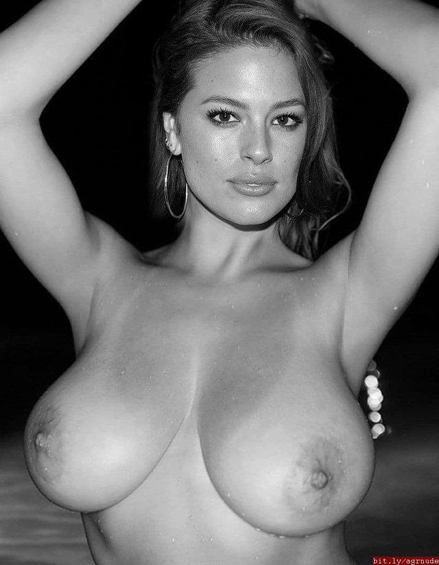 Моделі світу: як змінилася найсексуальніша манекенниця plus-size Ешлі Грем - фото 424241