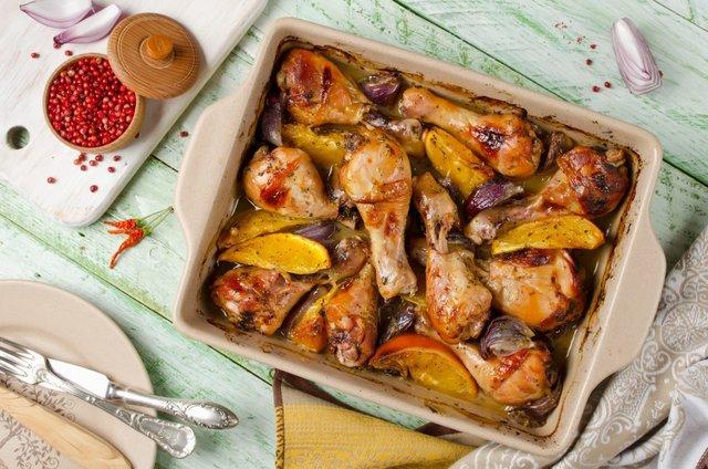 Як приготувати смачні курячі стегна - фото 424249