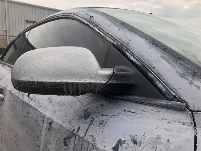 Власник Audi зіпсував свою машину у спробі поміняти колір кузова: епічні фото - фото 424609