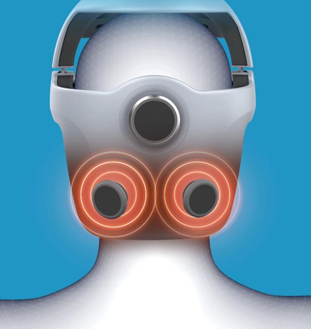 Компанія Xiaomi розробила розумний футуристичний масажер для голови: фото - фото 424629