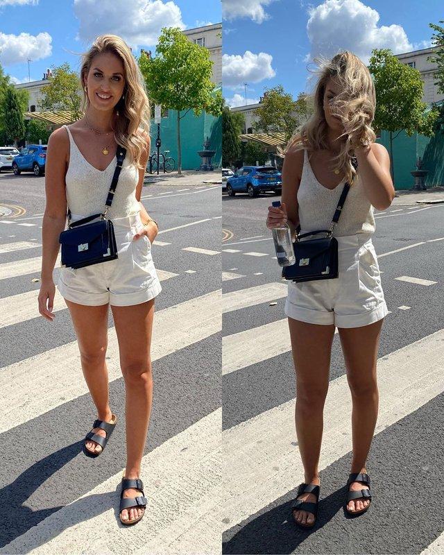 Instagram та реальність: фешн-блогерка показала залаштунки ідеальних фото - фото 424799