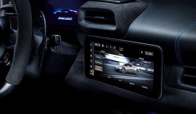 Maserati презентувала люксовий суперкар MC20: ефектні фото - фото 424840