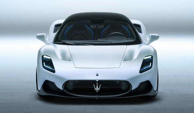 Maserati презентувала люксовий суперкар MC20: ефектні фото - фото 424841