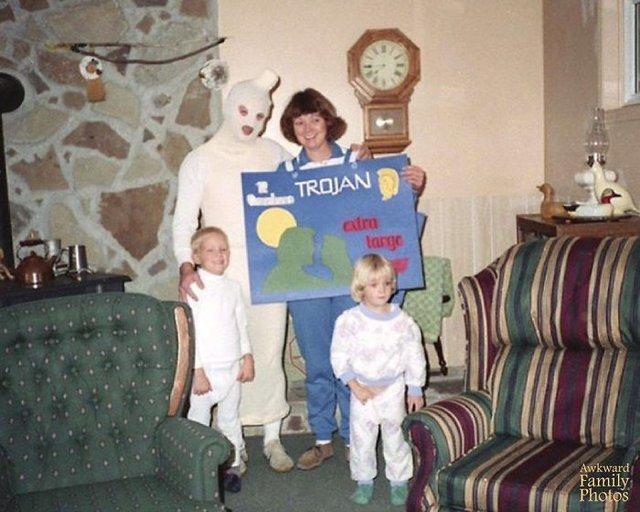 Ніяково буде всім: сімейні фото, від яких соромно і смішно - фото 424867