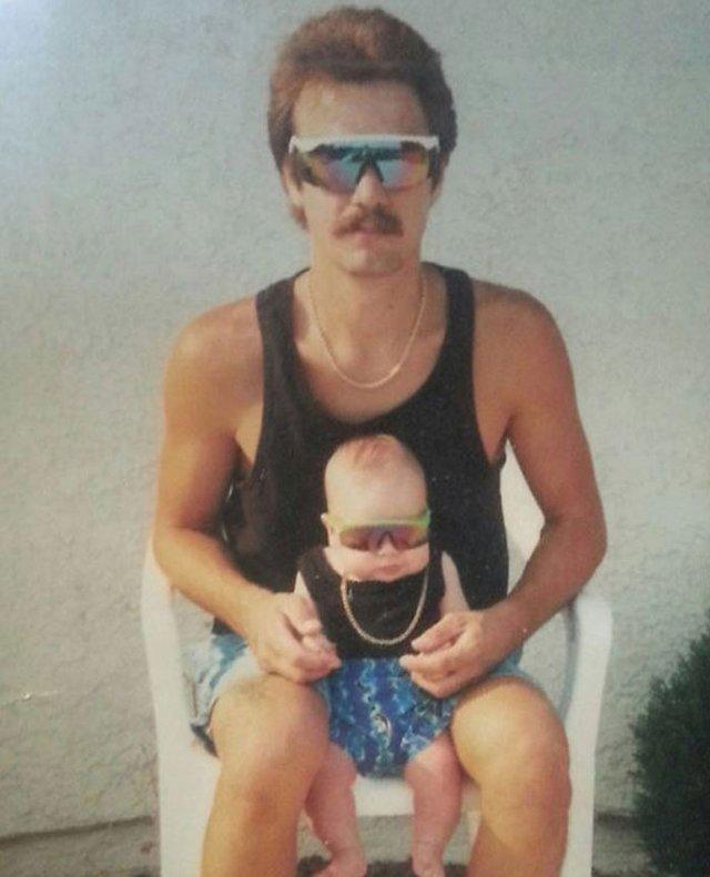 Ніяково буде всім: сімейні фото, від яких соромно і смішно - фото 424887