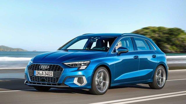 Audi A3 - фото 425123