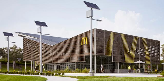 У США відкрили перший McDonald's з нульовим енергоспоживанням - фото 425152