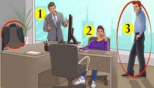 Простий тест на логіку: знайдіть власника кабінету - фото 425375