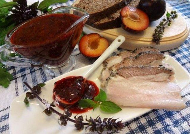 Ткемалі зі слив та аличі на зиму: прості рецепти грузинського соусу - фото 425531