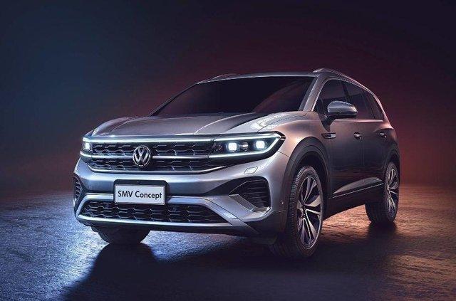 Як виглядає найбільший кросовер Volkswagen: фото салону - фото 425612