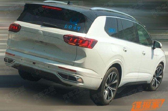 Як виглядає найбільший кросовер Volkswagen: фото салону - фото 425613