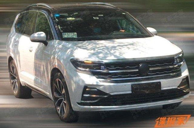 Як виглядає найбільший кросовер Volkswagen: фото салону - фото 425614