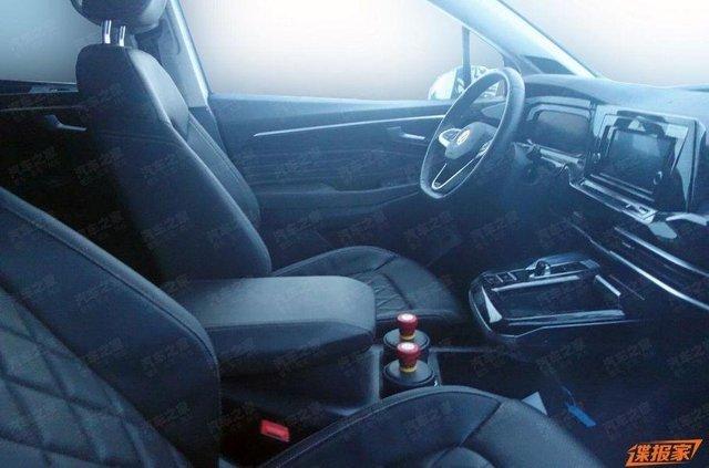 Як виглядає найбільший кросовер Volkswagen: фото салону - фото 425615