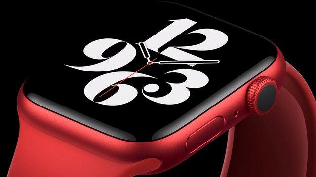 Уперше з'явився Apple Watch з лінійки Product RED - фото 425663