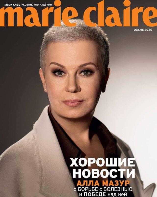Алла Мазур показала, як змінилася після боротьби з раком: ефектна фотосесія без перуки - фото 425716