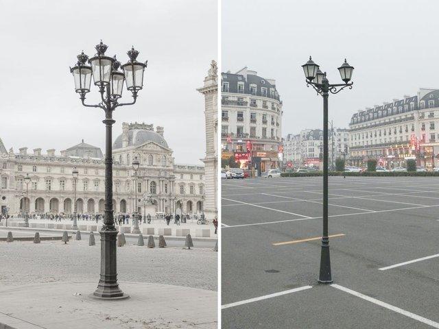 У Китаї є місто-імітація Парижу, яке майже не відрізнити від справжнього: фотопорівняння - фото 425725