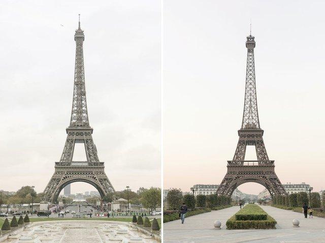 У Китаї є місто-імітація Парижу, яке майже не відрізнити від справжнього: фотопорівняння - фото 425726