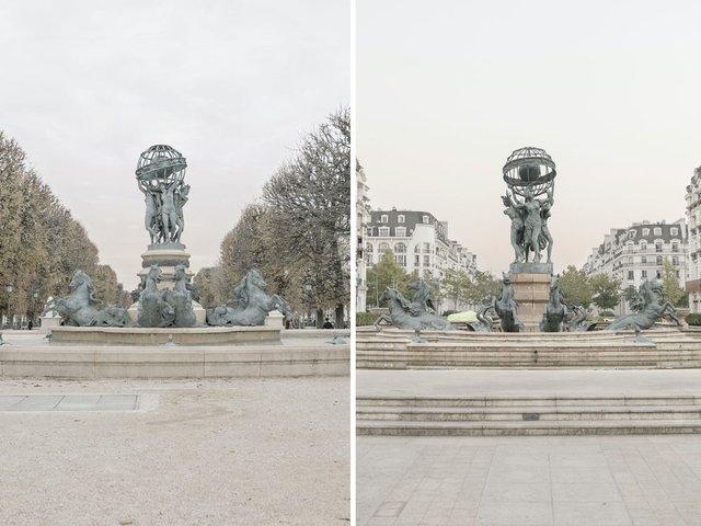 У Китаї є місто-імітація Парижу, яке майже не відрізнити від справжнього: фотопорівняння - фото 425727