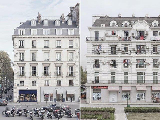 У Китаї є місто-імітація Парижу, яке майже не відрізнити від справжнього: фотопорівняння - фото 425731