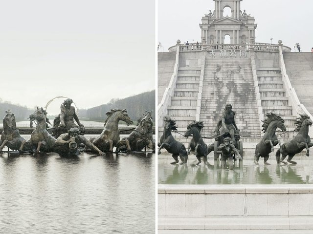 У Китаї є місто-імітація Парижу, яке майже не відрізнити від справжнього: фотопорівняння - фото 425732