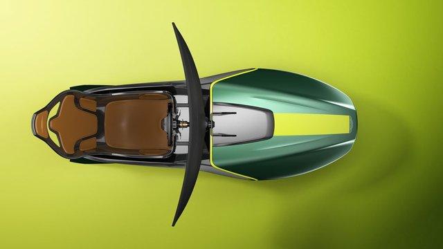 Aston Martin випустив розкішний гоночний симулятор за ціною спорткара: фото - фото 425736