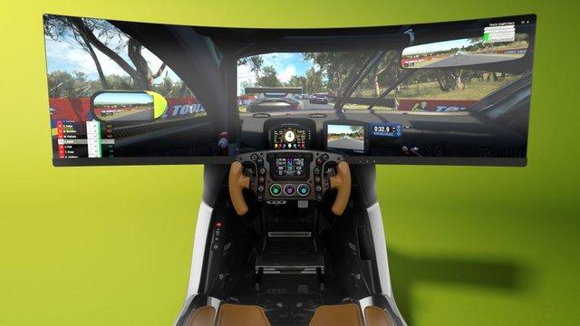 Aston Martin випустив розкішний гоночний симулятор за ціною спорткара: фото - фото 425737
