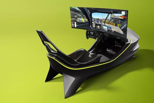 Aston Martin випустив розкішний гоночний симулятор за ціною спорткара: фото - фото 425738
