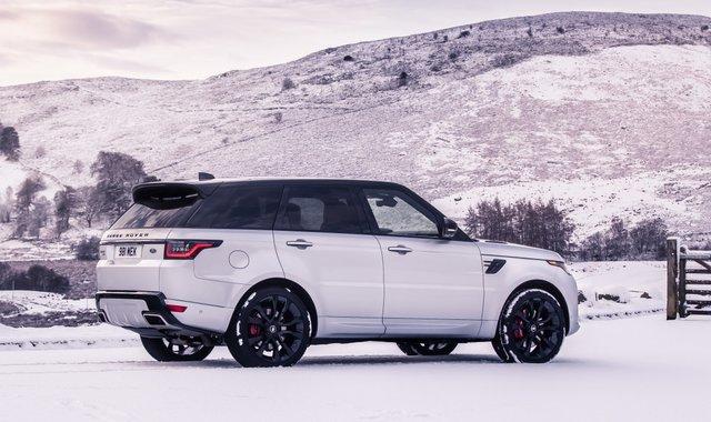 Range Rover Sport - фото 426596