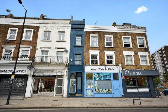 У Лондоні продають будинок шириною лише 1,8 метра: фото помешкання зсередини - фото 426924