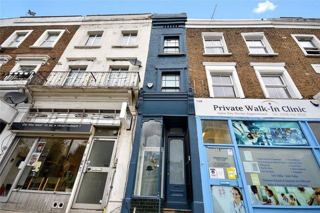 У Лондоні продають будинок шириною лише 1,8 метра: фото помешкання зсередини - фото 426927