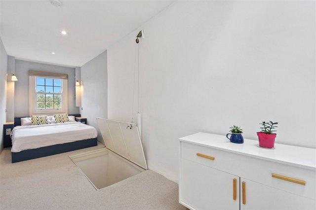 У Лондоні продають будинок шириною лише 1,8 метра: фото помешкання зсередини - фото 426931