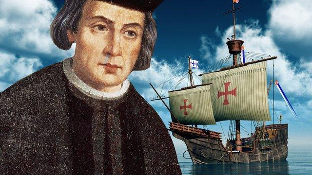 Христофор Колумб - фото 427199