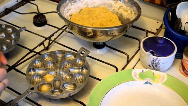 Горішки зі згущеним молоком як у дитинстві: рецепт з фото - фото 427223