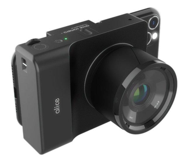 Створено Alice Camera: крутий гаджет, який перетворить ваш смартфон на професійну камеру - фото 427226