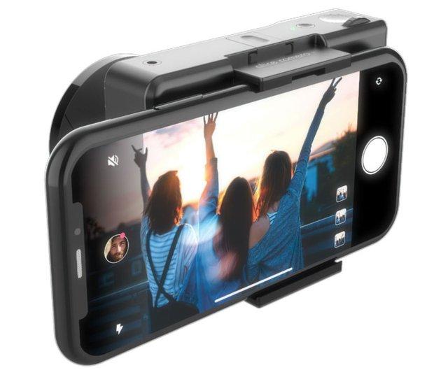 Створено Alice Camera: крутий гаджет, який перетворить ваш смартфон на професійну камеру - фото 427227