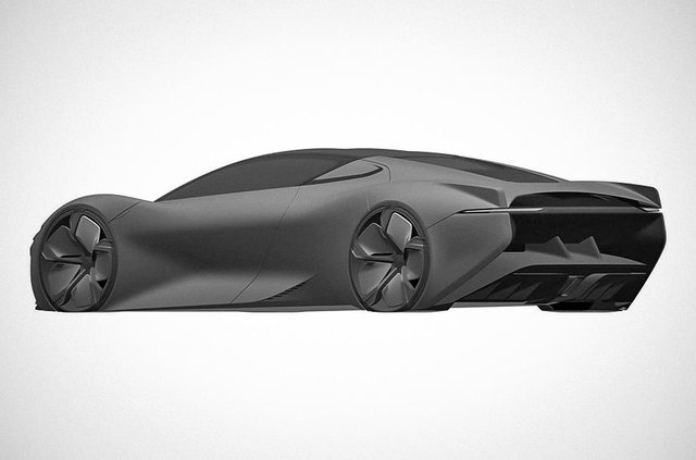 У мережі з'явилися зображення загадкового концепту Jaguar - фото 427233