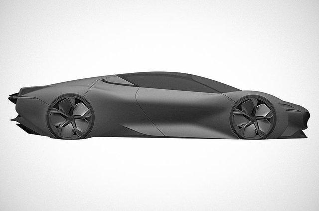 У мережі з'явилися зображення загадкового концепту Jaguar - фото 427234