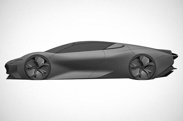 У мережі з'явилися зображення загадкового концепту Jaguar - фото 427235