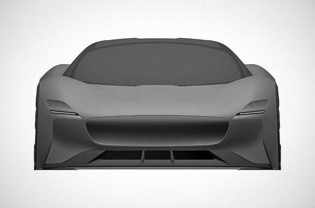 У мережі з'явилися зображення загадкового концепту Jaguar - фото 427236