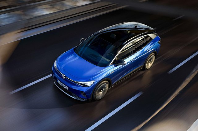 Представлений Volkswagen ID.4: він здатний проїхати 520 кілометрів на одному заряді - фото 427264
