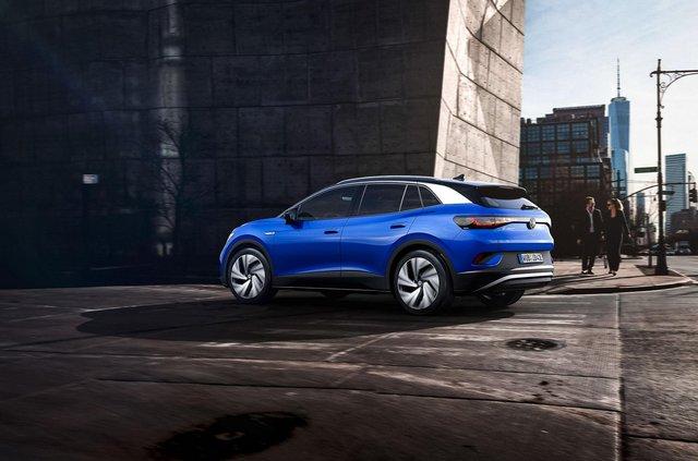 Представлений Volkswagen ID.4: він здатний проїхати 520 кілометрів на одному заряді - фото 427268