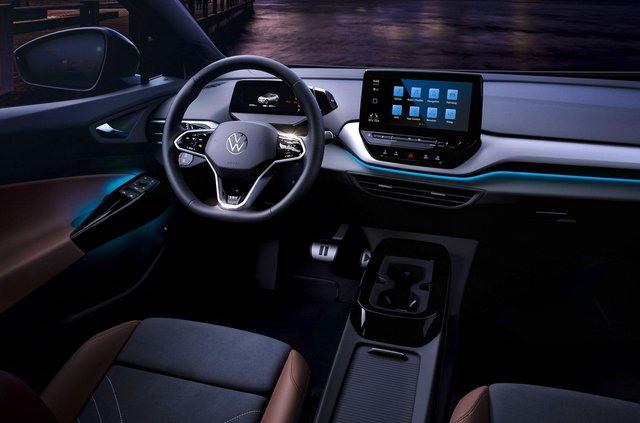 Представлений Volkswagen ID.4: він здатний проїхати 520 кілометрів на одному заряді - фото 427274
