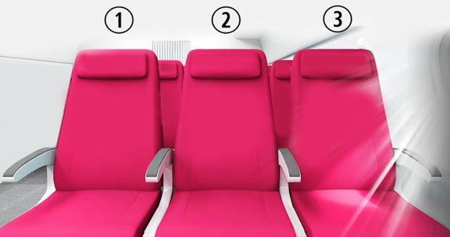 Тест на характер: виберіть місце в літаку і дізнайтесь більше про себе - фото 427590