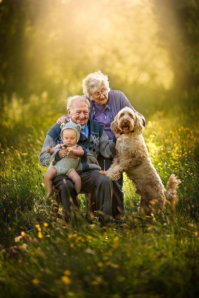 72 роки разом: ця пара змушує вірити у вічне кохання - фото 427709