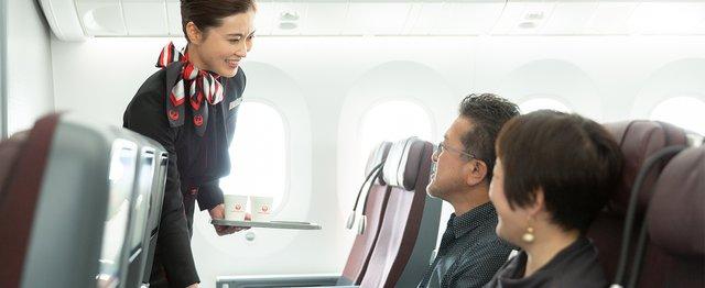 Japan Airlines перестане використовувати фразу 'ladies and gentlemen' - фото 427818