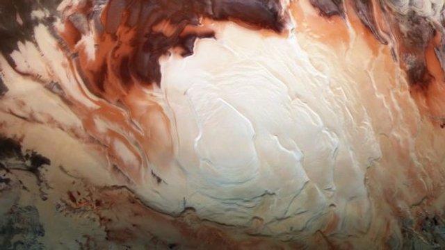 На Марсі знайдені озера з рідкою водою - фото 428043