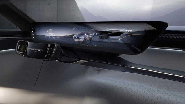 Легендарний Buick Electra відродився у формфакторі кросовера з 'крилами-метеликами' - фото 428215