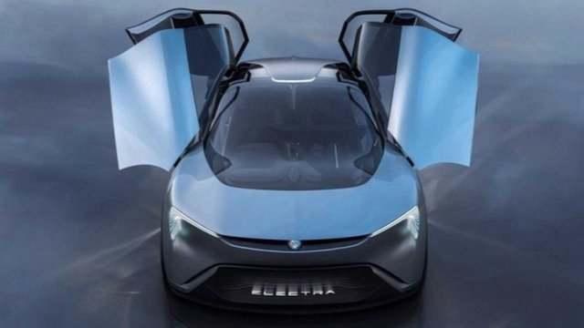 Легендарний Buick Electra відродився у формфакторі кросовера з 'крилами-метеликами' - фото 428218