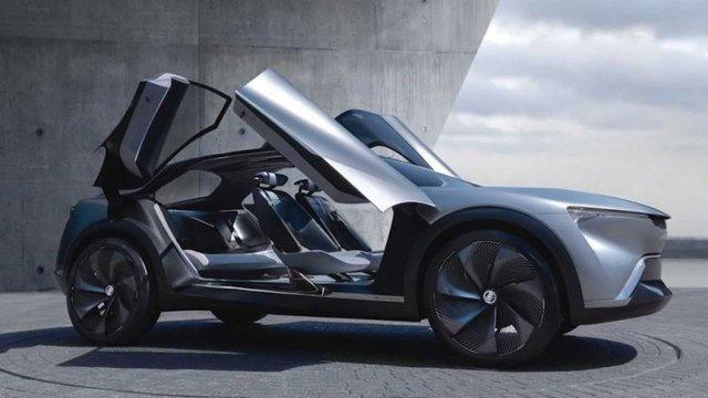 Легендарний Buick Electra відродився у формфакторі кросовера з 'крилами-метеликами' - фото 428220