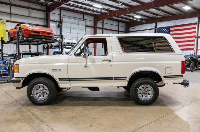 Майже без пробігу: 29-річний Ford Bronco в ідеальному стані виставили на продаж - фото 428318